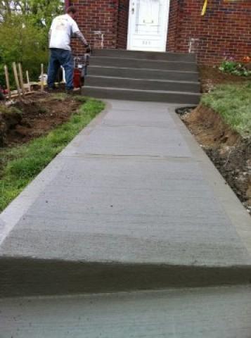Concrete 40