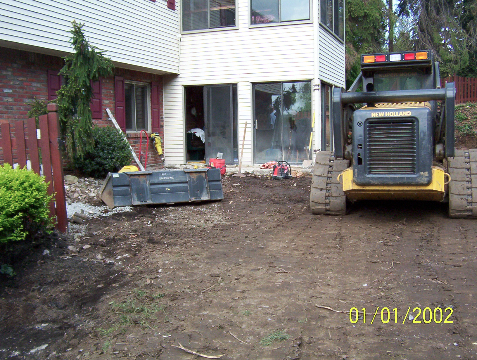 Excavating 26