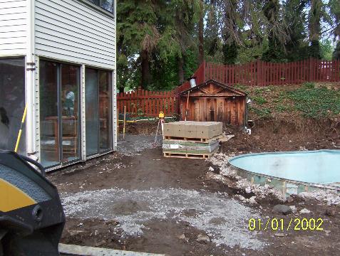 Excavating 15