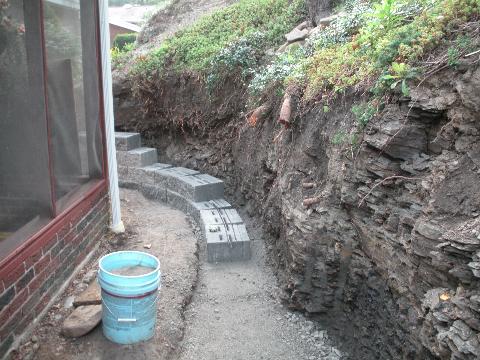 Excavating 25