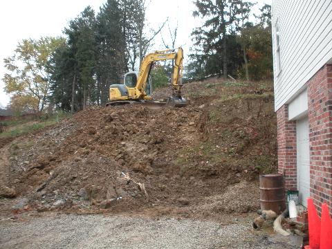 Excavating 11