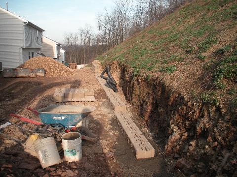 Excavating 1