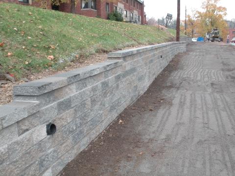 Retaining Walls 16